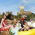 "Park wodny ""Canevaworld Aqua Paradise"", Włochy"