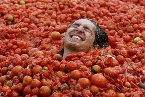 la tomatina hiszpania