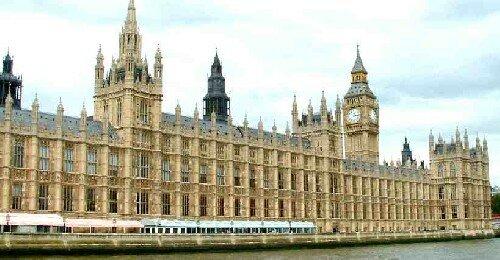 Parlament w Londynie1 TOP 12   Londyn: zabytki i atrakcje
