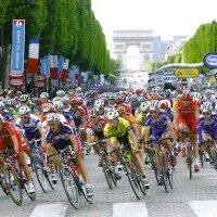 "Wyścig Kolarski ""Tour de France"" we Francji 05. – 27.07 2014"