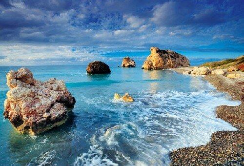 Nurkowanie w Europie: Plaża - Cypr