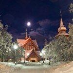 Festiwal Śniegu w Szwecji