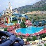 "Park wodny ""Adaland"" k. Izmiru w Turcji"