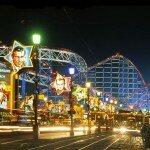 """Pokaz Świateł – """"Blackpool Illuminations"""", 29 sierpnia – 9 września 2014"""