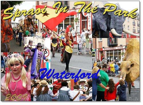 spraoi festiwal irlandia