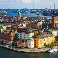 Planujesz weekend w Sztokholmie? Zobacz czym zaskoczy cię szwedzka stolica