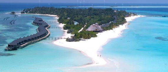 plaża Kuredu Malediwy