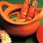 tajska zupa Tom yam kung