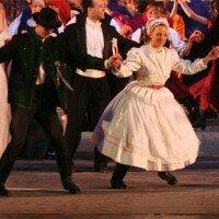 Wiosenny Festiwal tańca i śpiewu w Budapeszcie