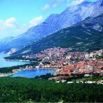 Makarska-Riwiera-Chorwacja