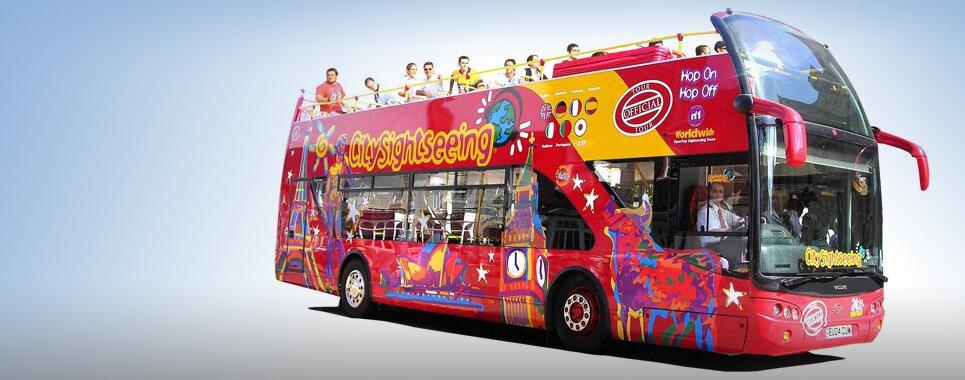 Autobusy hop on - hop off: autobusy zwiedzanie