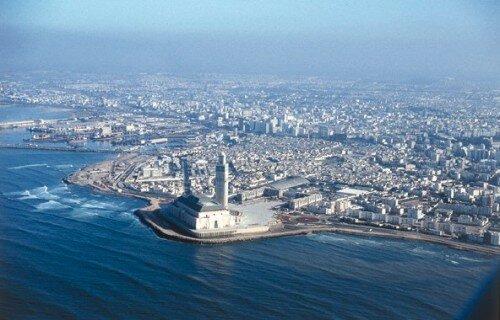 Casablanca-Maroko