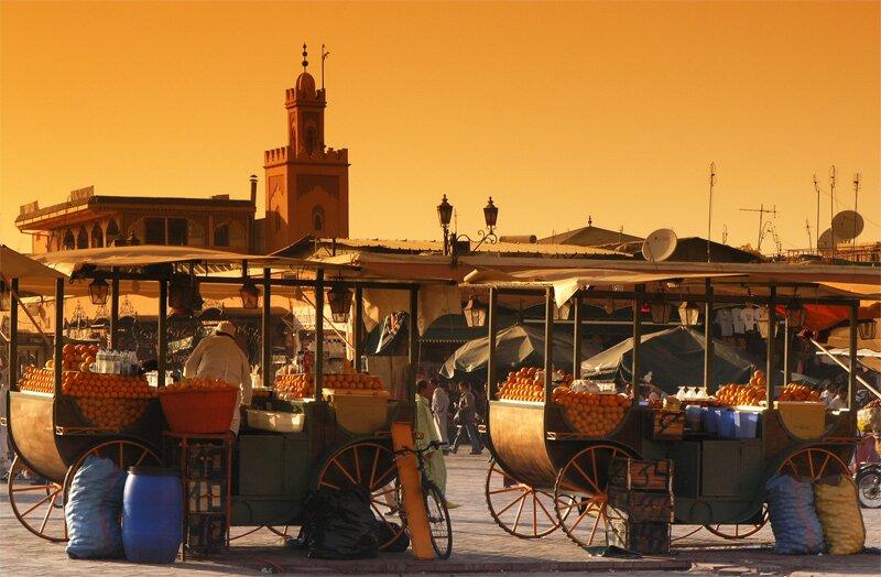 Maroko: Marrakesz