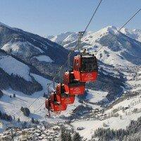 Salzburg- Saalbach i Hinterglemm: ośrodki narciarskie w Austrii