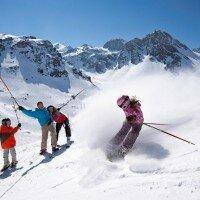 Val d'Isere: najlepsze ośrodki narciarskie we Francji