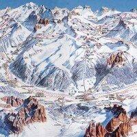 Val di Fassa – na narty do Włoch!