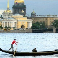 Białe Noce w Sankt Petersburgu – od maja do sierpnia
