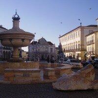 Portugalia: Évora