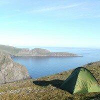 NORWEGIA: Spektakularne noclegi pod chmurką