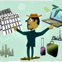 Poradnik  turysty: tanie bilety lotnicze – gdzie i jak ich szukać?