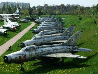 Kraków:Muzeum Lotnictwa