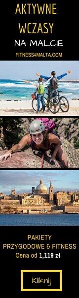 Fitness4Malta - Aktywne wakacje na Malcie