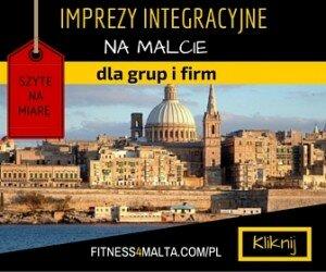 Wyjazdy integracyjne dla firm z Ready4Malta.com