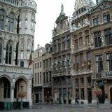Bruksela - starówka
